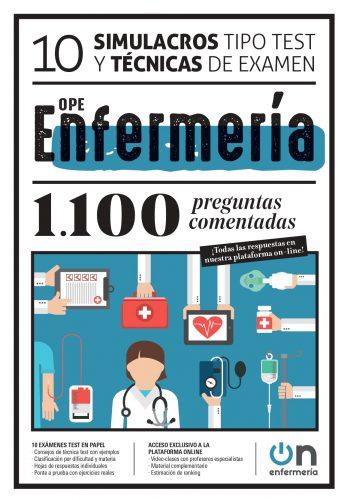 libro ope enfermeria test y simulacros